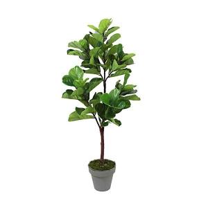 TepeHome - 165cm Yapay Kauçuk Ağacı