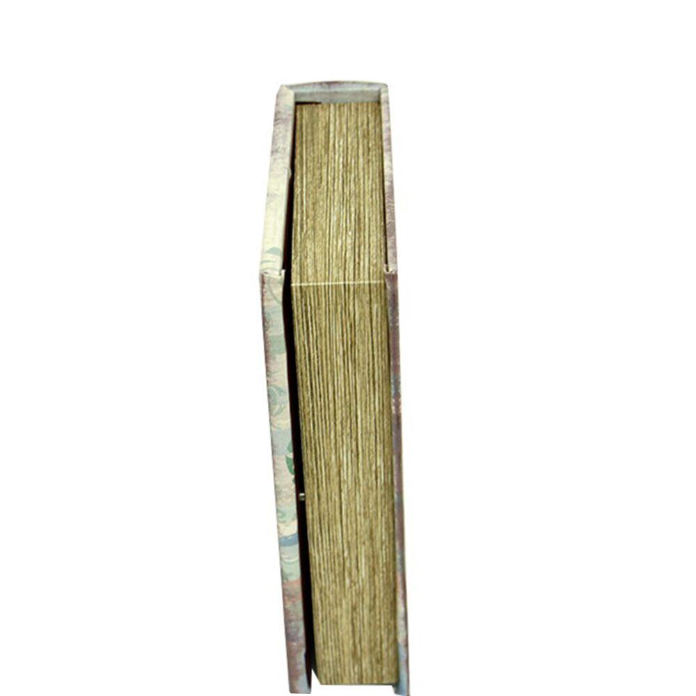 AYNALI KİTAP KUTU FLMNGO
