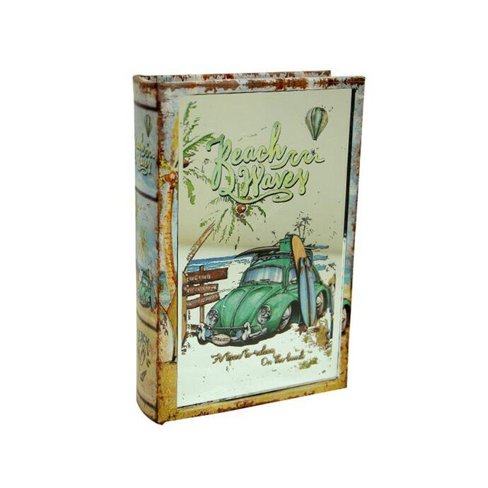 AYNALI KİTAP KUTU WOSVOS - Thumbnail