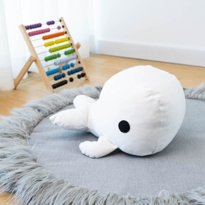 TepeHome - Baby Whale Dolgu Oyuncak