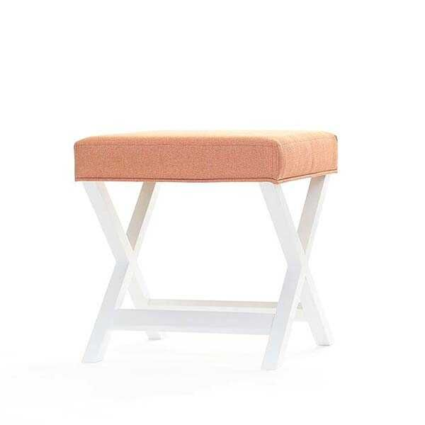 BENCH PUF LIGHT - TURUNCU