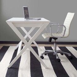- Beyaz Geniş Çalışma Masası