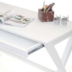 - Çalışma Masası Beyaz