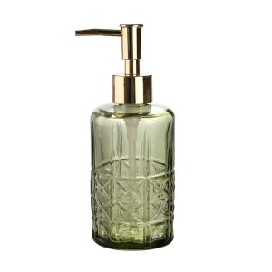 TepeHome - Cam Sıvı Sabunluk 300ml 6,8x17,6cm