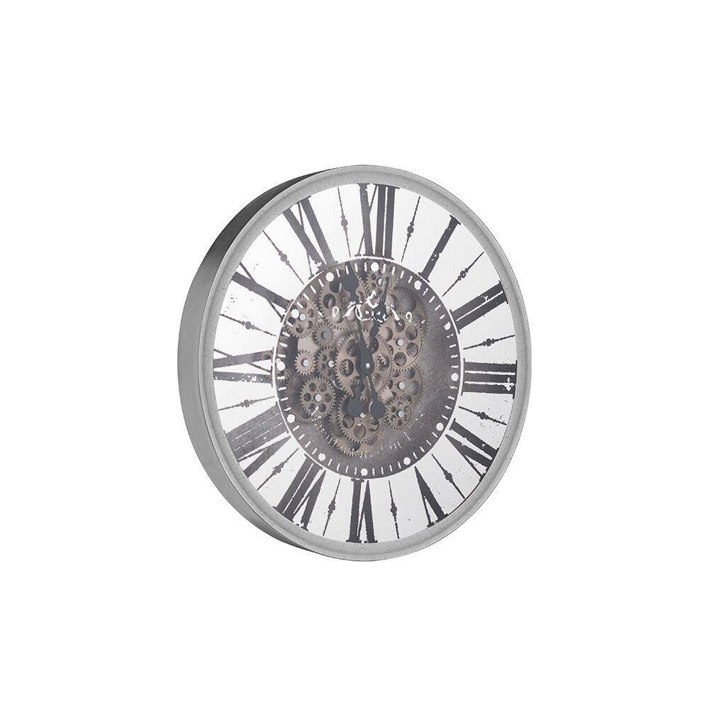 Çarklı Gümüş Duvar Saati