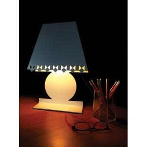 TepeHome - Cat Lamp - Beyaz Metal Abajur