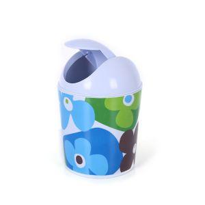 TepeHome - Çöp Kovası Mavi 13x13x20cm 2,5Lt