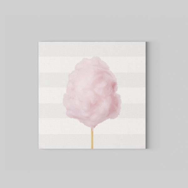 Cotton Candy Kanvas Tablo