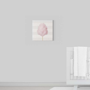 Cotton Candy Kanvas Tablo - Thumbnail