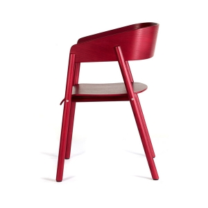 Covus Sandalye Kırmızı - Thumbnail