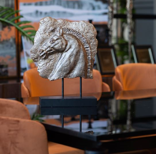 TepeHome - Dekor Figür At 36Cm