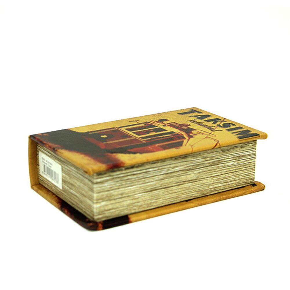 DEKOR KUTU KİTAP TAKSİM