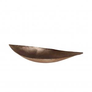TepeHome - Dekor Tabak Gld Shy 48Cm