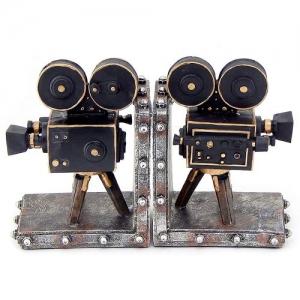 TepeHome - Dekoratif Kitap Desteği Ayaklı Kamera