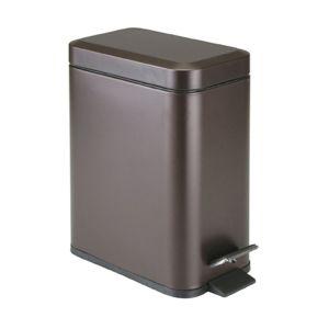 TepeHome - Dikdörtgen Çöp Kovası 20x12x28cm 5Lt