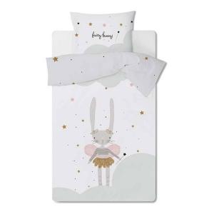 TepeHome - Fairy Bunny Bebek Nevresim Takımı