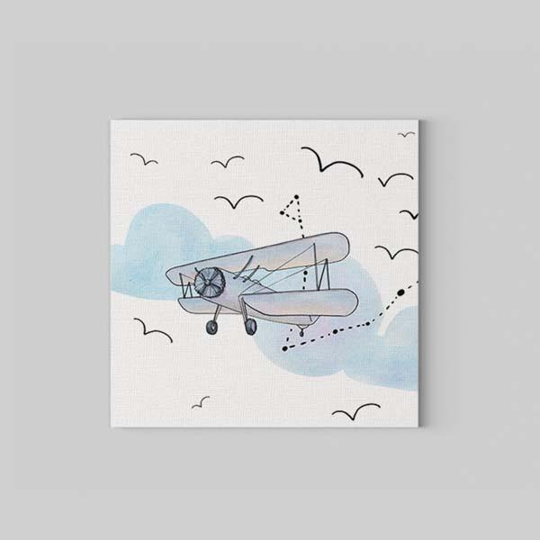 Fly Kanvas Tablo