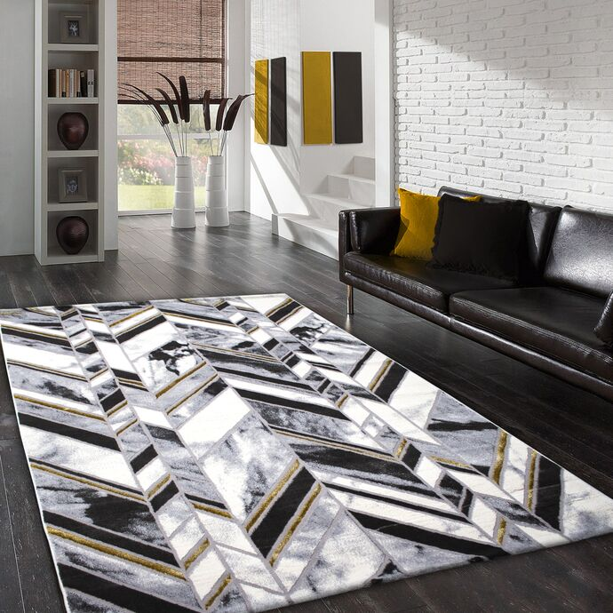 TepeHome - GOLD HALI GOLD HE257 120X170