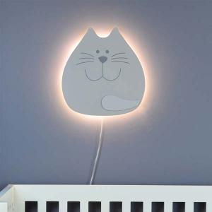 TepeHome - Kedi Duvar Lambası Aplik
