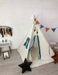 TepeHome - Mavi Rüya Oyun Çadırı