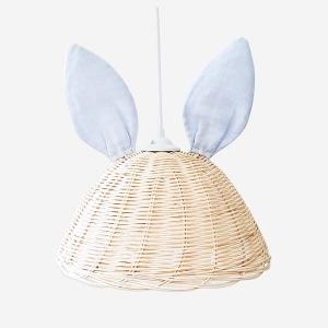TepeHome - Mavi Tavşan Kulaklı Avize