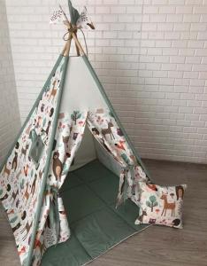 TepeHome - Mutlu Orman Oyun Çadırı