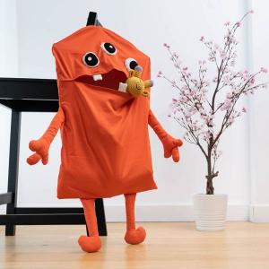 TepeHome - Orange Monster Sepet