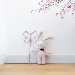 TepeHome - Pink Butterfly Sihirli Asa