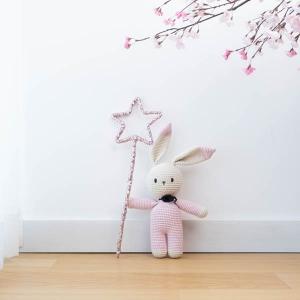 TepeHome - Pink Star Sihirli Asa
