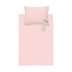 TepeHome - Pink Tek Kişilik Lastikli Çarşaf Seti