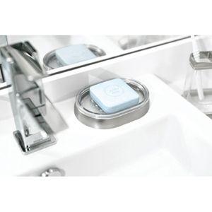 TepeHome - Sabunluk akrilik gumus Model 14x10x2,6cm