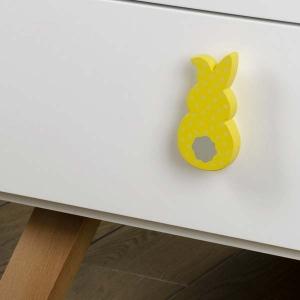 TepeHome - Sarı Tavşan Kulp