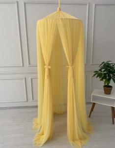 TepeHome - Sarı Tül Cibinlik