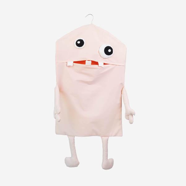Soft Pink Monster Sepet