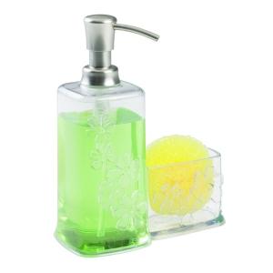 TepeHome - Süngerlikli sıvı Sabunluk 473ml