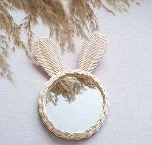 TepeHome - Tavşan Kulaklı Ayna