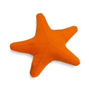 TepeHome - Turuncu Deniz Yıldızı Yastık