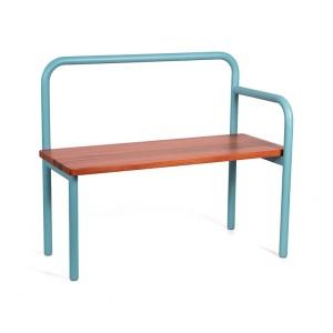TepeHome - U Bench Mavi