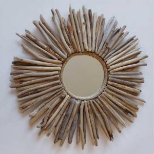 TepeHome - Wood Ayna