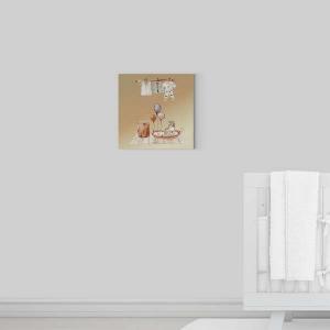 Woody Kanvas Tablo - Thumbnail