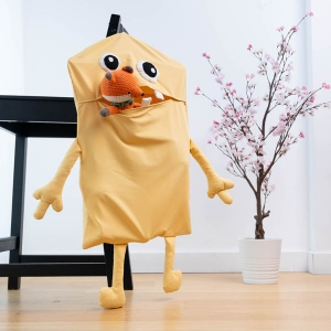 TepeHome - Yellow Monster Sepet