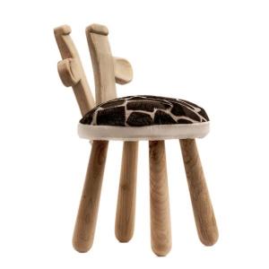 TepeHome - Zürafa Çocuk Sandalyesi
